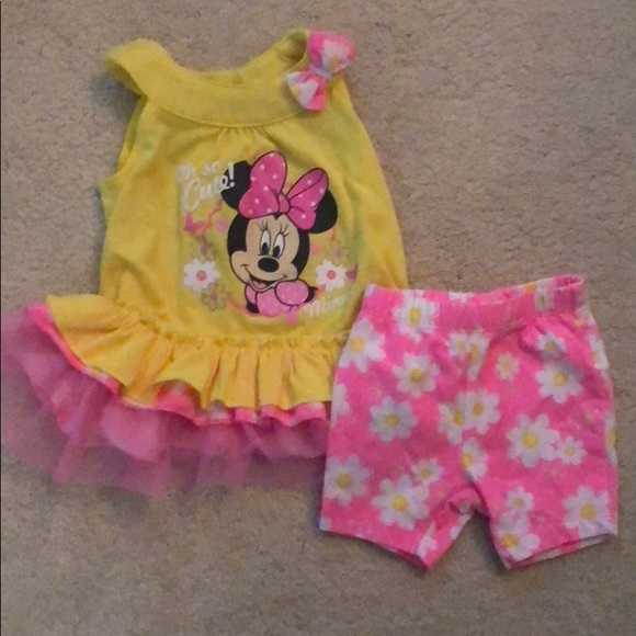 3-6 Months Babygirls Summer Outfit Girls' Clothing (newborn-5t) Baby & Toddler Clothing
